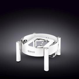 Подставка для мармита круглая 38x38x20 см WL‑559936/A