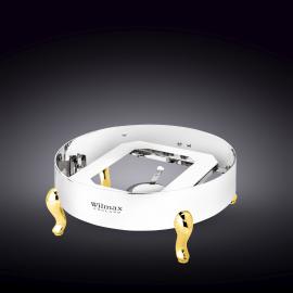 Подставка для мармита круглая 48x39x19 см WL‑559947/A