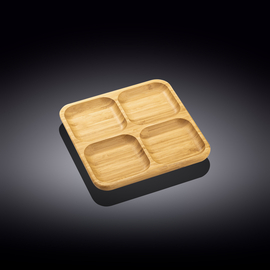 Square Divided Dish WL‑771220/A