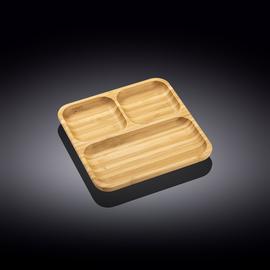 Блюдо квадратное 22x22 см WL‑771221/A