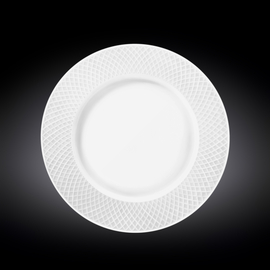 Набор из 2-х обеденных тарелок 25,5 см WL‑880101/2C