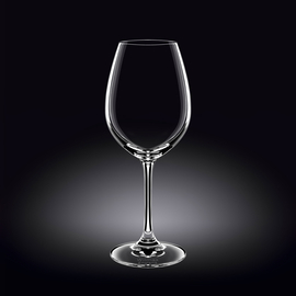 Wine Glass Set of 6 in Plain Box WL‑888016/6A