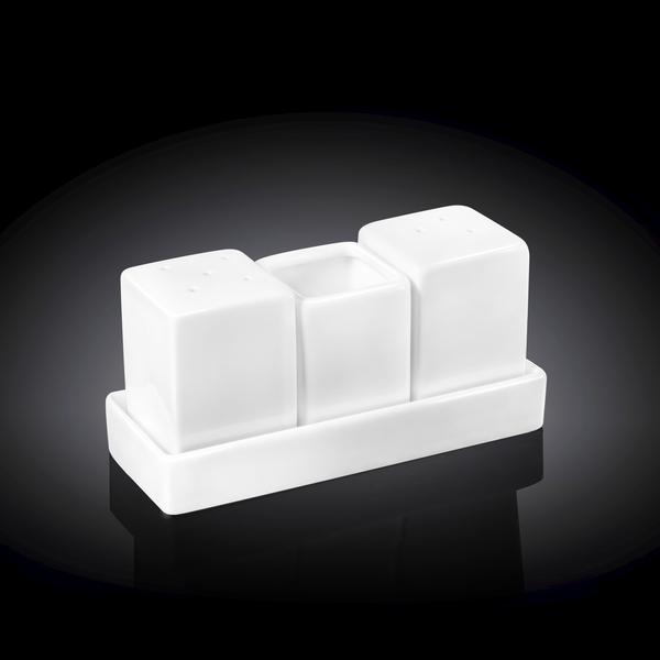Salt & Pepper Set in Colour Box WL‑996118/1C