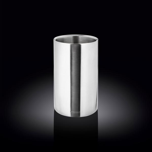 Ведро двустенное для вина 12x19 см WL‑552401/A