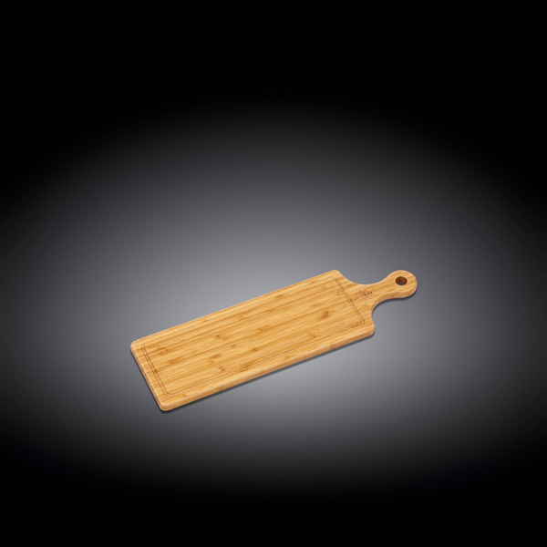 Long Serving Board With Handle WL‑771131/A