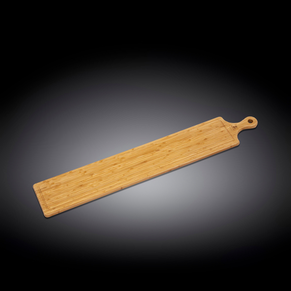 Long Serving Board With Handle WL‑771133/A