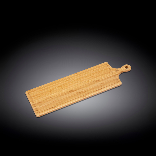 Long Serving Board With Handle WL‑771136/A