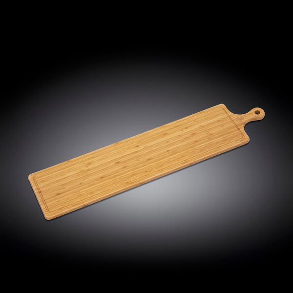 Long Serving Board With Handle WL‑771137/A