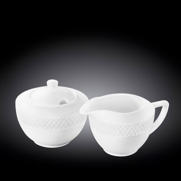 Sugar Bowl & Creamer Set WL‑880112/2C