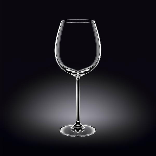 Набор из 2-х бокалов для вина 480 мл WL‑888003/2C