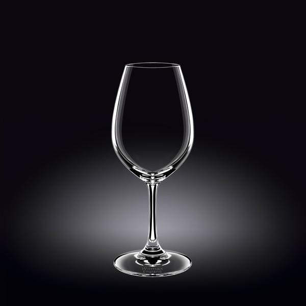 Набор из 6-ти бокалов для вина 420 мл WL‑888015/6A