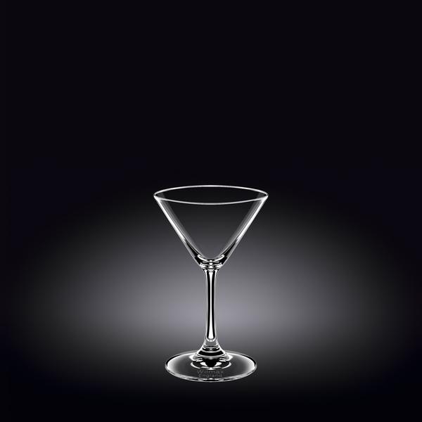 Набор из 6-ти бокалов для мартини 160 мл WL‑888029/6A