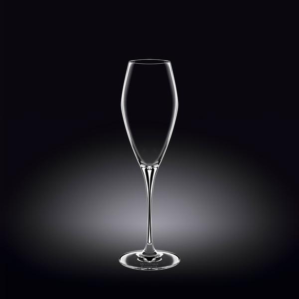 Набор из 2-х бокалов для шампанского 290 мл WL‑888050/2C