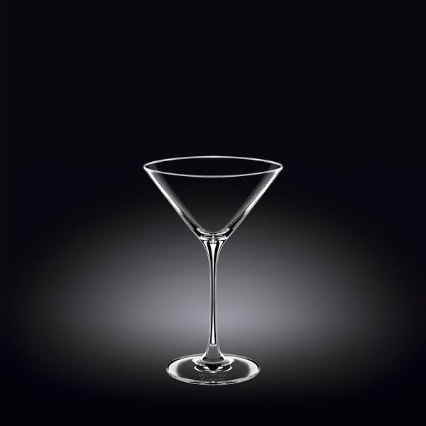 Martini Glass Set of 2 in Colour Box WL‑888053/2C