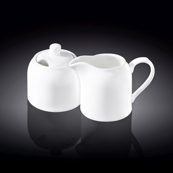 Сахарница и молочник WL‑995023/2C